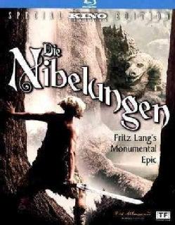 Die Nibelungen: Deluxe Remastered Edition (Blu-ray Disc)