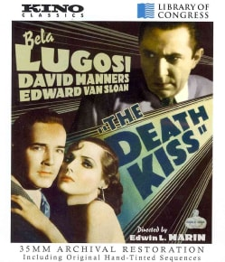 The Death Kiss (Blu-ray Disc)
