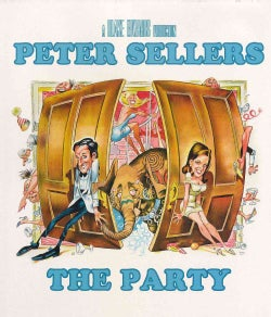 The Party (Blu-ray Disc)