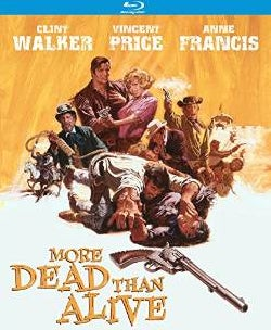 More Dead than Alive (Blu-ray Disc)