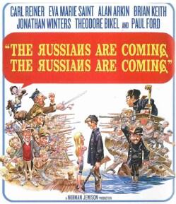 The Russians Are Coming the Russians Are Coming (Blu-ray Disc)
