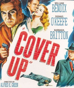 Cover Up (Blu-ray Disc)