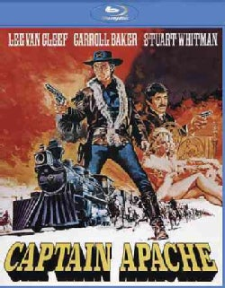 Captain Apache (Blu-ray Disc)
