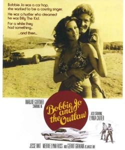 Bobbie Jo and the Outlaw (Blu-ray Disc)