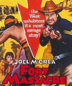 Fort Massacre (Blu-ray Disc)