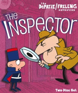 The Inspector (Blu-ray Disc)