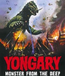 Yongary, Monster from the Deep aka Taekoesu Yonggary (Blu-ray Disc)