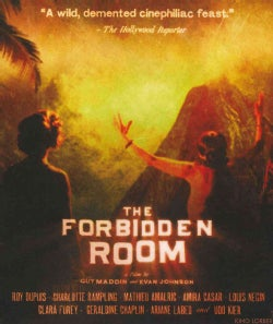 Forbidden Room (Blu-ray Disc)
