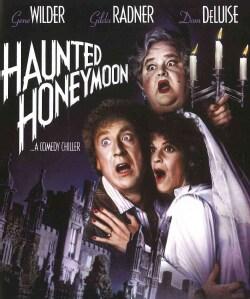 Haunted Honeymoon (Blu-ray Disc)