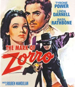 The Mark of Zorro (Blu-ray Disc)