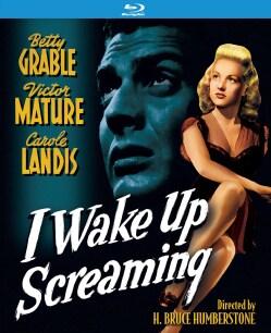 I Wake Up Screaming (Blu-ray Disc)