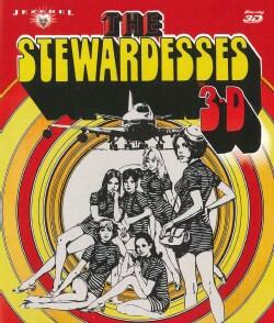 The Stewardesses 3D (Blu-ray Disc)