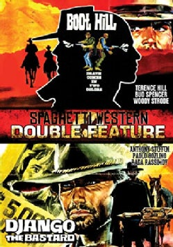 Spaghetti Western Double Feature: Django The Bastard/Boot Hill (DVD)