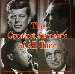 Various - Greatest Speeches Of All Time