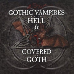 Various - Gothic From Hell & Covered in Goth