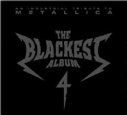 Various - The Blackest Album 4: An Industrial Tribute to Metallica