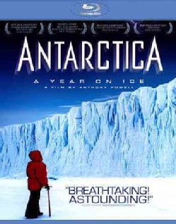 Antarctica: A Year on Ice (Blu-ray Disc)