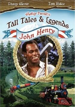 Tall Tales & Legends: John Henry (DVD)