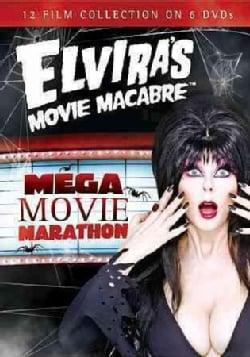 Elvira's Movie Macabre: Mega Movie Marathon (DVD)