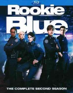 Rookie Blue: The Complete Second Season (Blu-ray Disc)
