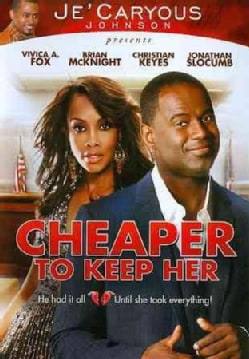 Cheaper To Keep Her (DVD)