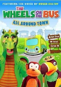 The Wheels on the Bus: All around Town (DVD)