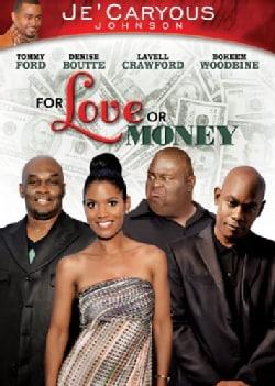 For Love Or Money (DVD)