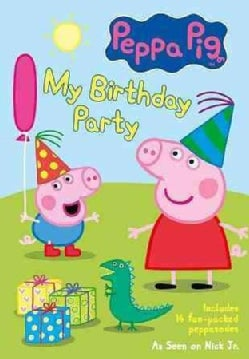 Peppa Pig: My Birthday Party (DVD)