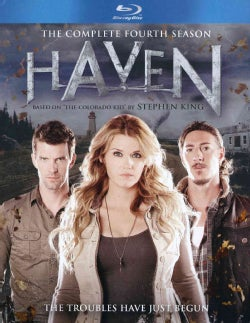Haven: The Complete Fourth Season (Blu-ray Disc)