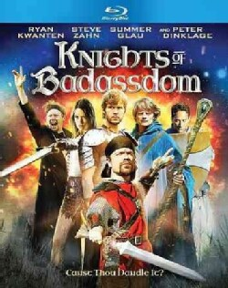 Knights of Badassdom (Blu-ray Disc)
