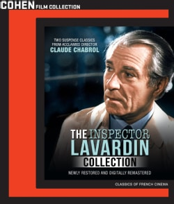 Inspector Lavardin Collection (Blu-ray Disc)