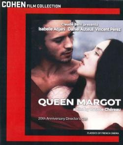 Queen Margot (Blu-ray Disc)