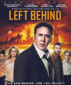 Left Behind (Blu-ray Disc)