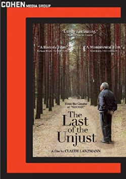 The Last of the Unjust (DVD)
