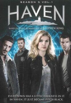Haven: Season 5: Vol. 1 (DVD)