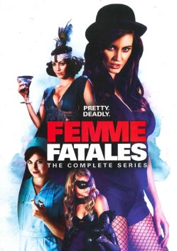 Femme Fatales: The Complete Series (DVD)