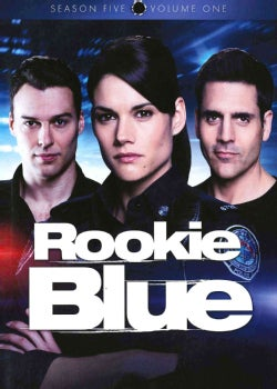 Rookie Blue: Season 5: Vol. 1 (DVD)