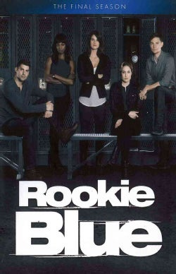 Rookie Blue: The Final Season (DVD)