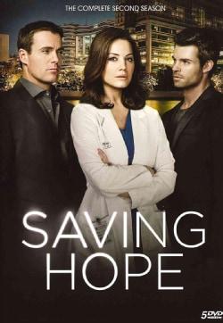Saving Hope: Season 2 (DVD)