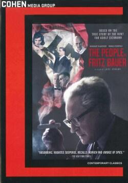People vs. Fritz Bauer (DVD)