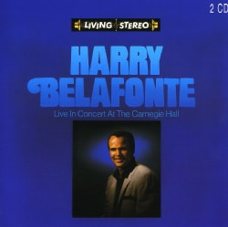 Harry Belafonte - Live in Concert at Carnegie Hall