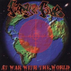 Fury Of Five - At War With the World