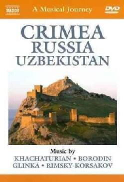 A Musical Journey: Crimea/Russia/Uzbekistan (DVD)