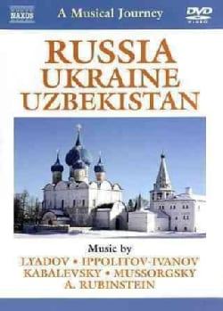 A Musical Journey: Russia/Ukraine/Uzbekistan (DVD)