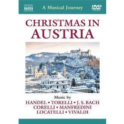 A Musical Journey: Christmas in Austria (DVD)
