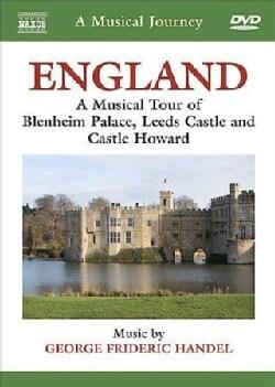 Handel: England a Musical Tour of Blenheim Palace, Leeds Castle and Castle Howard (DVD)