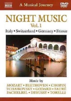 Musical Journey: Night Music, Vol. 1 (DVD)