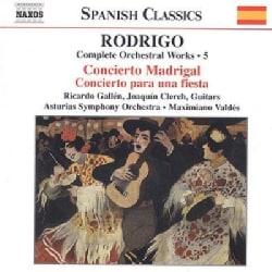 Various - Rodrigo:Complete Orchestral Works 5