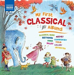 Various - My First Classical Albums