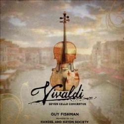 Handel And Haydn Society - Vivaldi: 7 Cello Concertos
